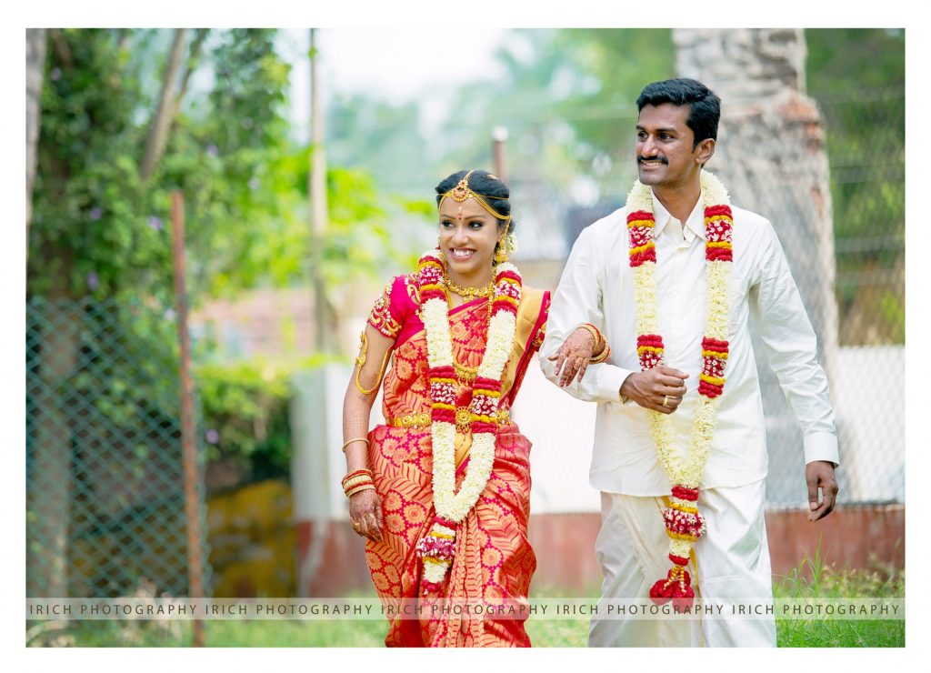 Candid Wedding Photography Coimbatore