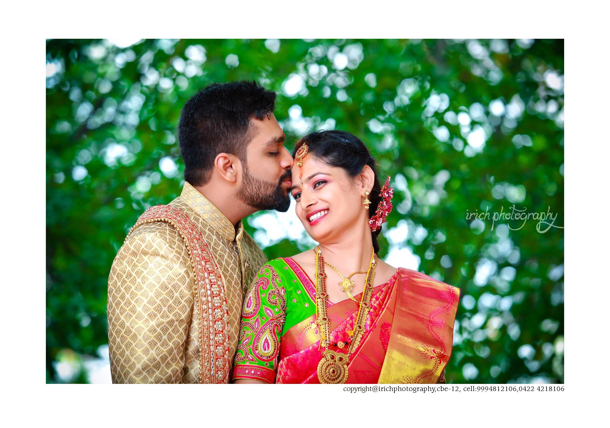 WEDDING PHOTOGRAPHY ANUSHA💗 ROHIT