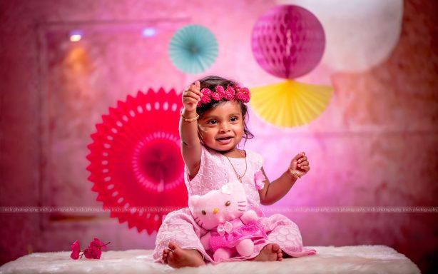KIDS PHOTOGRAPHY THANVI
