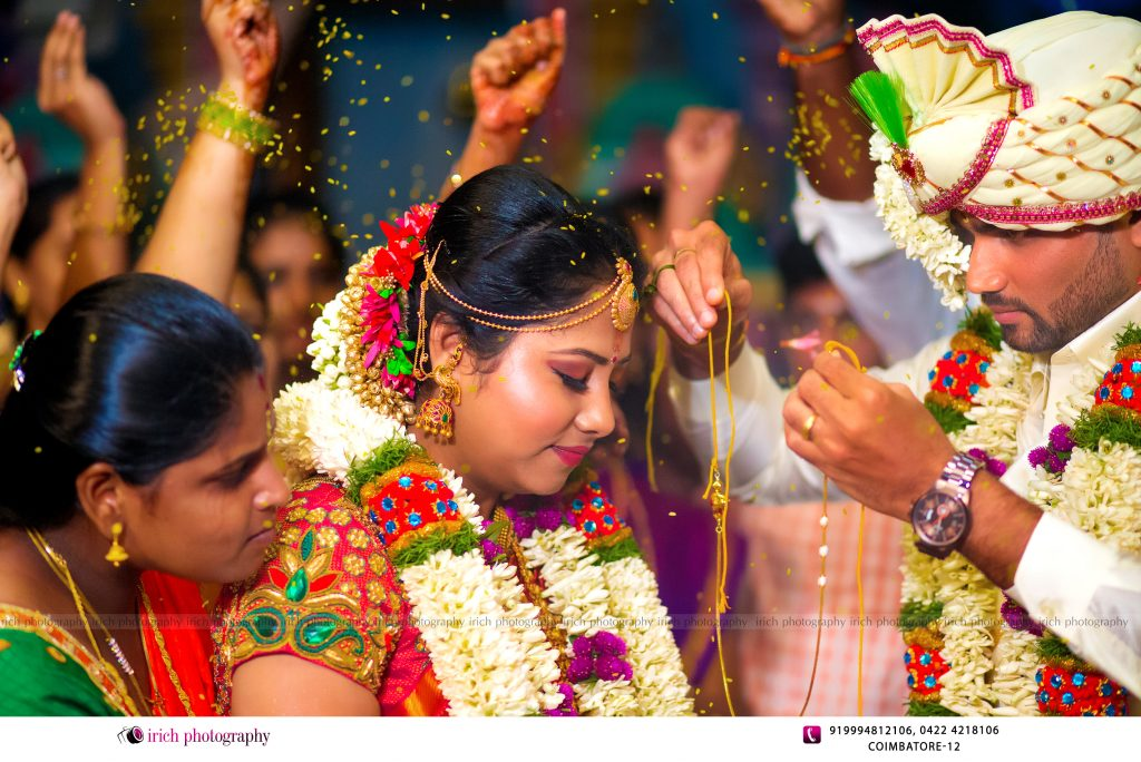 Candid Wedding photography in Coimbatore