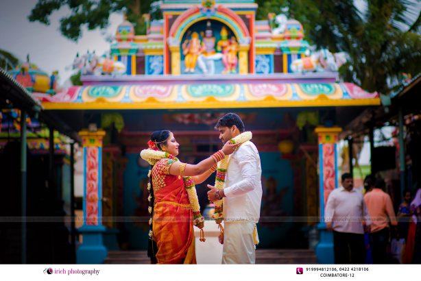 WEDDING PHOTOSHOOT SURESH♥️ INDIRA