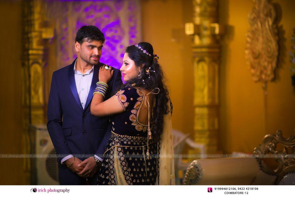 Style Indian Wedding Couple