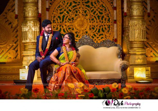 WEDDING PHOTOGRAPHY  BALA & DIVYA