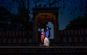 Post Wedding Photography in Pollachi