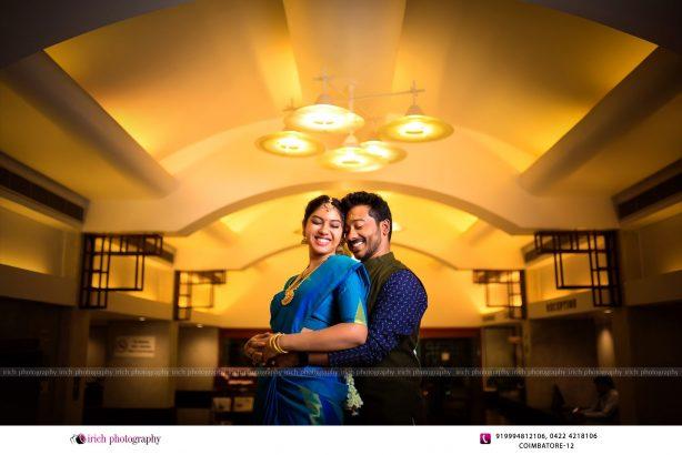 ANISH & ABINAYA ENGAGEMENT PHOTOGRAPHY