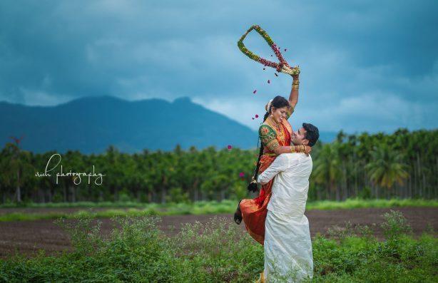 WEDDING PHOTOGRAPHERS ARUN & AISHU