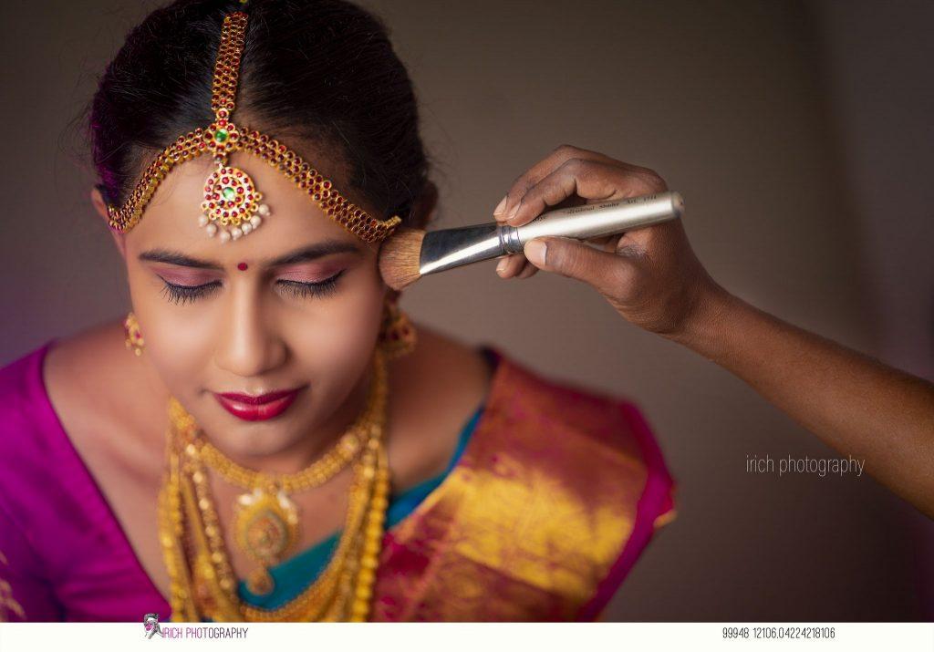 Bridal Makeup Shoot