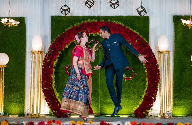 WEDDING PHOTOGRAPHY IN COIMBATORE GOKULRAJ&JENNEKA VAN