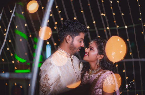 WEDDING PHOTOGRAPHERS IN COIMBATORE GOWDHAM 💓 MADHU