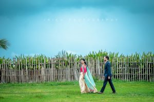 POST WEDDING PHOTOSHOOT IN CHENNAI