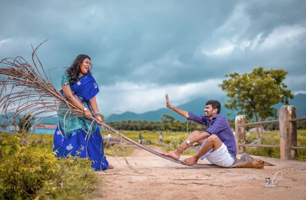 POST WEDDING PHOTOGRAPHY IN POLLACHI GOVIND & PAVITHRA