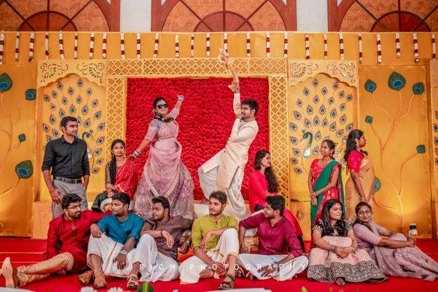 WEDDING PHOTOGRAPHERS IN COIMBATORE PRETHIVI & ABHINAYA