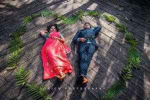 OOTY POST WEDDING PHOTOSHOOT