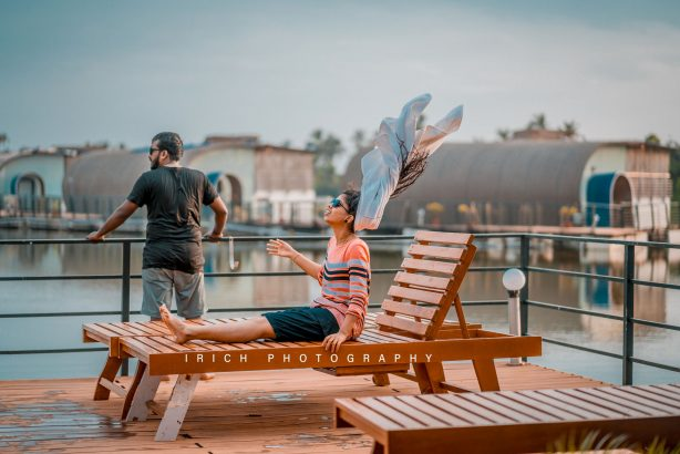 POST WEDDING PHOTOGRAPHY IN COCHIN