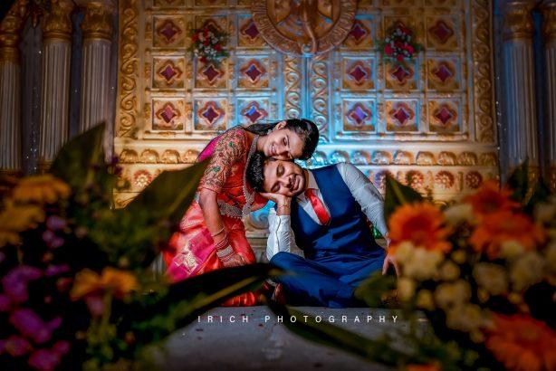 GRAND WEDDING  IN POLLACHI NITHI & RITHU