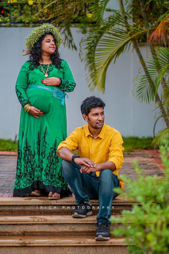 Maternity Photoshoot Coimbatore